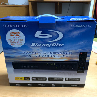 Blu-rayDiscプレーヤー