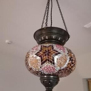 トルコランプ(吊り下げ式)