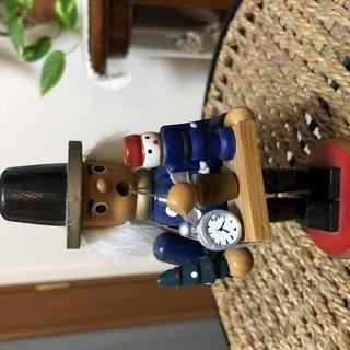 ドイツ製の煙出し人形