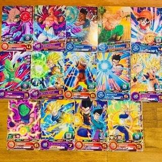 ドラゴンボールヒーローズ カード14枚