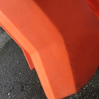 送料無料 中古 Acerbis  ガソリン タンク KTM EXC 08/11  25L オレンジ - 売ります・あげます