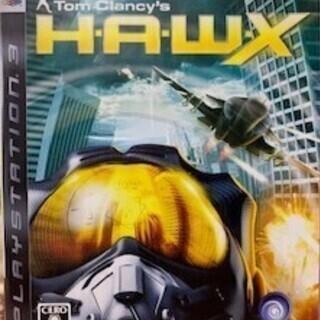 PS3 ソフト H-A-W-X お値下げしました。
