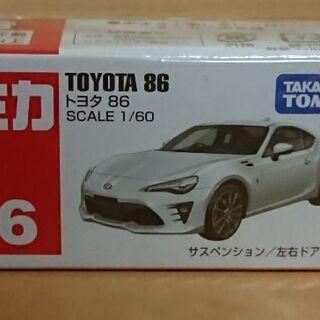 未開封 トミカ トヨタ 86