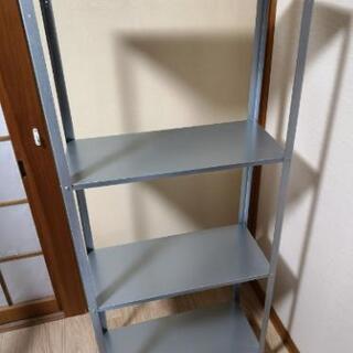 IKEA シェルフユニット サイズ140×60×27cm
