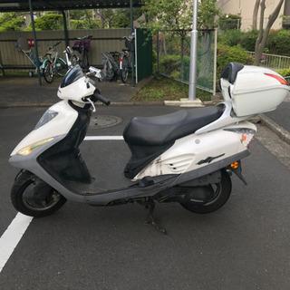 e-彩125ccバイク