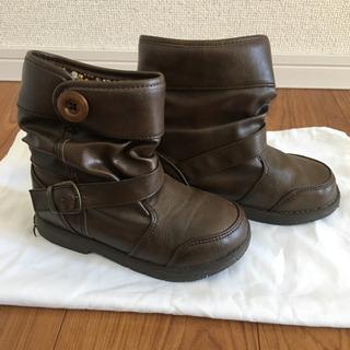 女の子 ブーツ 19センチ
