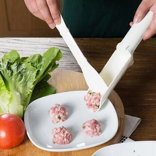 新品 ひき肉器 つくね 調理器具 キッチンツール 制作器 …