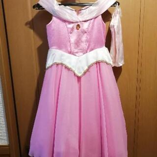 ディズニー オーロラ姫ドレス