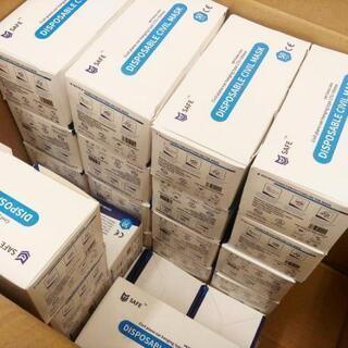 【250個完売!次回8日入荷】マスク、ハンドジェルの卸業開始しました。