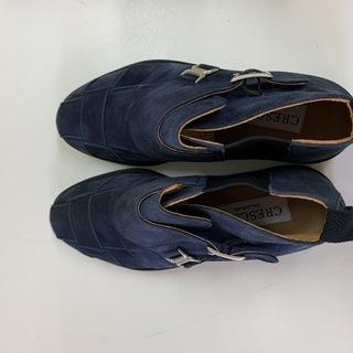 スウェード靴 男性用サイズ 26cm 差し上げます。