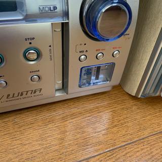 ケンウッド MD.mp3 コンポ CDは故障 - 甲府市