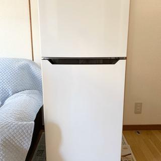 ハイセンス★冷蔵庫 2018年製 2ドア 91L