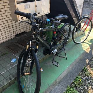 パナソニック 電動自転車 ジャンク 取引済み