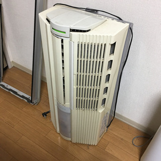 《再投稿》【値段相談有】冷房専用窓用エアコン