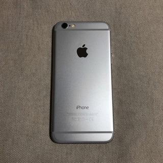 iPhone6 16GB  シルバー au