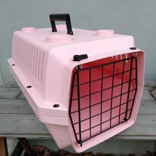 ペットキャリーボックス