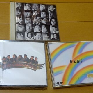 CD チェッカーズベスト 7枚セット (2枚組+2枚組+3枚組)...
