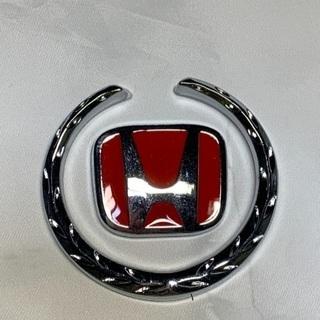 【新品・未使用】HONDA 赤Hマーク エンブレム 2枚セット