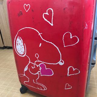 スヌーピー  スーツケース