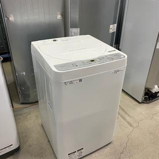 2019年製!配送可!SHARP 全自動電気洗濯機 ES-GE5...