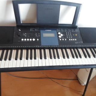 電子ヤマハポータブルキーボード