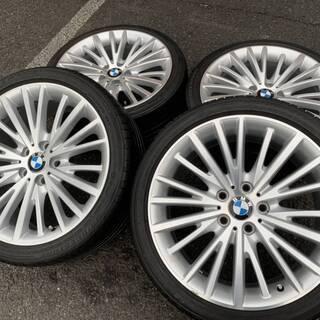 BMW純正パラレルスポーク399 19インチ 4シリーズ、…