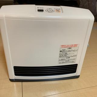 【新品未使用】ガスファンヒーター TOHO GAS