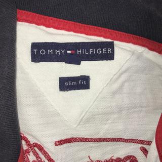 NO18 TOMIY  HILFGER  ポロシャツ
