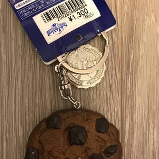新品 クッキーモンスター キーホルダー クッキーがリアル