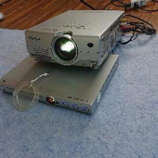 (お値下げしました)プロジェクタースクリーン2つセット