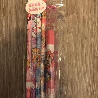 新品 ミニー ペン&鉛筆セット