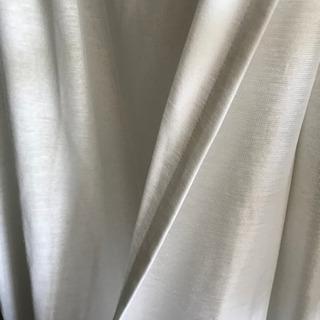 サンレジャン 遮光カーテン 2枚組 レースおまけ - 売ります・あげます