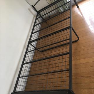 ニトリで買ったベッド(NSK-95195(DBR)M)をお譲りします。