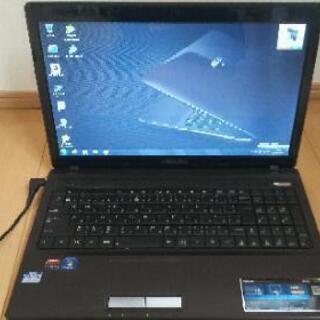 ASUS K53T15.6型 ノートパソコン