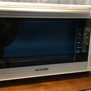 【アイリスオーヤマ オーブンレンジ】MO-F1801 フラットオ...