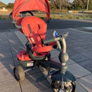 子供用三輪車 スマートトライク