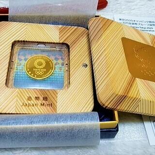 ★★新品!!「東京2020オリンピック」記念貨幣 ・1万円金貨・第3次「 勝利と栄光と心技体」★★ - その他