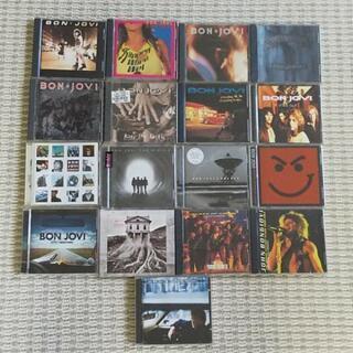 値下げします。ボン・ジョヴィのCDです。