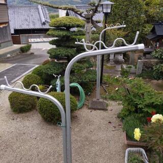 物干し台 − 和歌山県