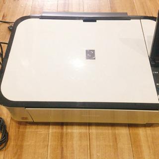 キャノン  インクジェットプリンター複合機