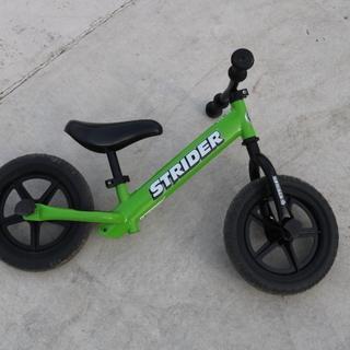 大人気 STRIDER ペダル無し自転車 練習にも