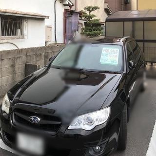 スバル レガシィ ツーリングワゴン BP5 4WD 平成1…