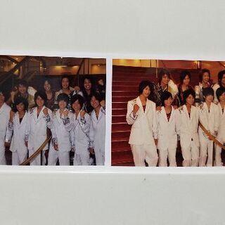 ジャニーズWEST&中山優馬 Jr.時代公式写真 2枚セット
