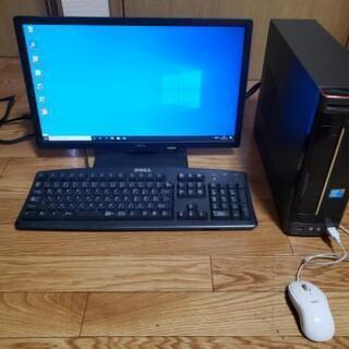 格安デスクトップPC Windows10!officeあり!!