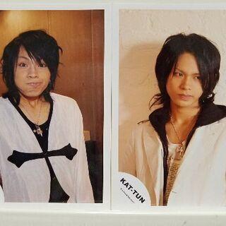 KAT-TUN上田竜也さん 公式写真2枚セット