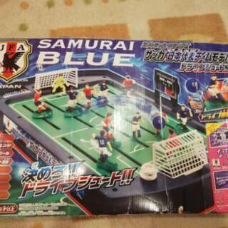 スーパーサッカースタジアム SAMURAI BLUE