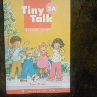 Tiny Talk 2A、他1冊200円