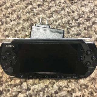 PSP ブラック ジャンク品