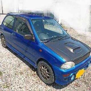 ヴィヴィオ RX-R 4wd KK4  ビビオ