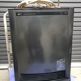 ガスファンヒーター2001